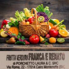 frutta e vedura franca e renato
